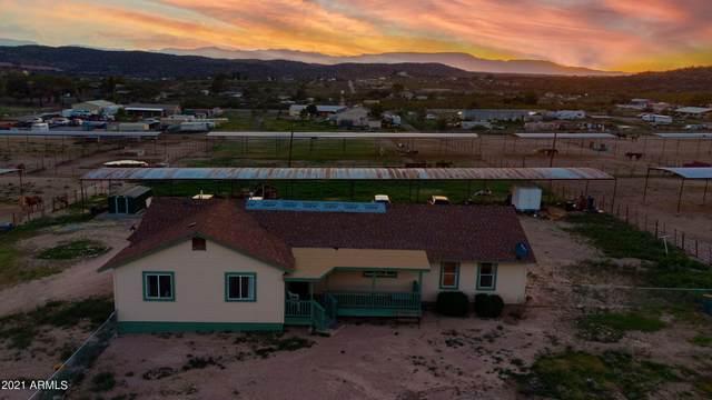 6140 N Popies Way, Rimrock, AZ 86335 (MLS #6276479) :: Devor Real Estate Associates