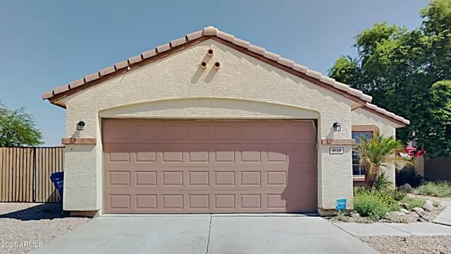 8119 S 73RD Lane, Laveen, AZ 85339 (MLS #6276501) :: Hurtado Homes Group
