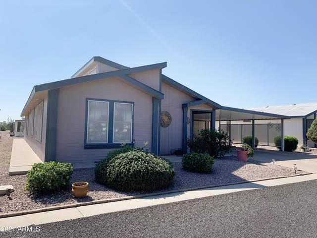 8500 E Southern Avenue #524, Mesa, AZ 85209 (MLS #6276579) :: Elite Home Advisors