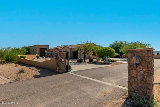 5505 E Saguaro Vista Drive, Cave Creek, AZ 85331 (MLS #6276583) :: Elite Home Advisors