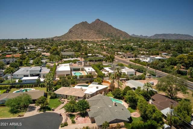 6908 E Mariposa Drive, Scottsdale, AZ 85251 (MLS #6276584) :: Executive Realty Advisors