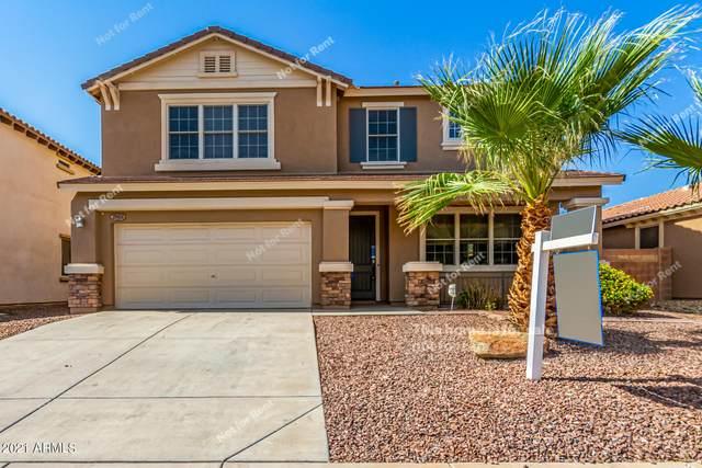 29450 W Columbus Avenue, Buckeye, AZ 85396 (MLS #6276601) :: Yost Realty Group at RE/MAX Casa Grande