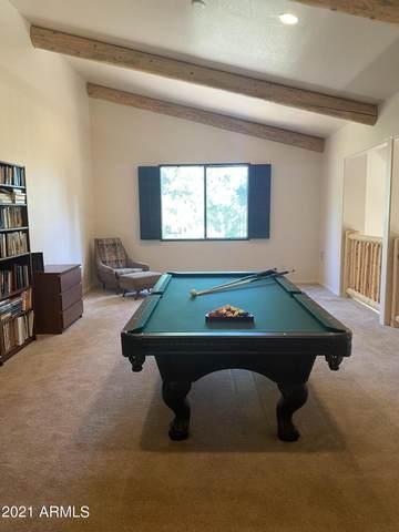 4172 Stone Pine Drive #14, Pinetop, AZ 85935 (MLS #6276624) :: Executive Realty Advisors