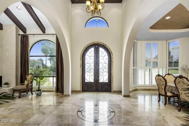 6332 E Vista Drive, Paradise Valley, AZ 85253 (MLS #6276645) :: Jonny West Real Estate