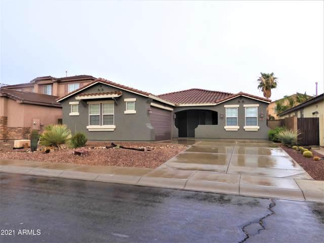 42519 W Cheyenne Drive, Maricopa, AZ 85138 (MLS #6276705) :: Elite Home Advisors