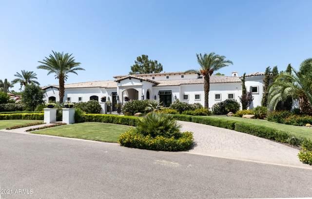 5802 E Donna Lane, Paradise Valley, AZ 85253 (MLS #6276706) :: Elite Home Advisors