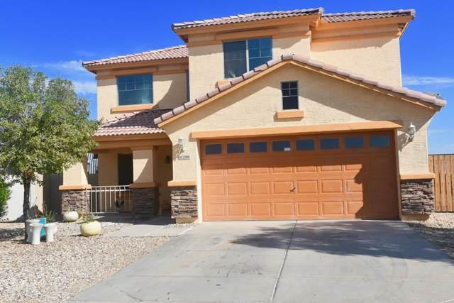 2508 W Parkway Drive, Phoenix, AZ 85041 (MLS #6276740) :: Elite Home Advisors