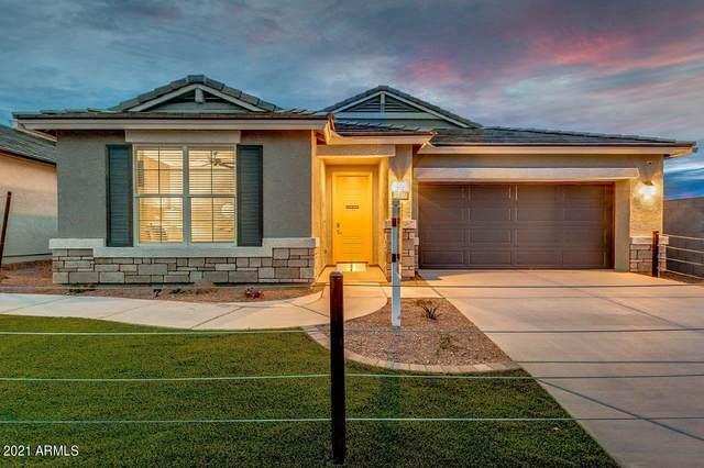 37683 W San Sisto Avenue, Maricopa, AZ 85138 (MLS #6276757) :: Elite Home Advisors