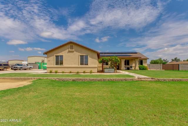 6619 N 175TH Avenue, Waddell, AZ 85355 (MLS #6276776) :: Executive Realty Advisors