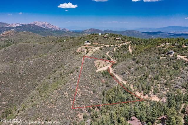 1010 N Westview Drive, Prescott, AZ 86305 (MLS #6276799) :: Keller Williams Realty Phoenix