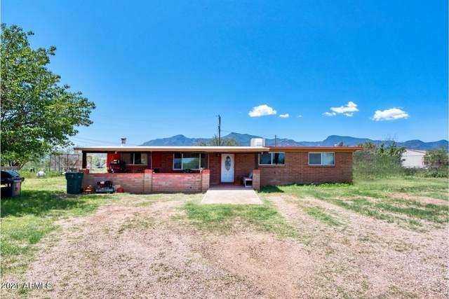 4932 E Bevers Street, Sierra Vista, AZ 85650 (MLS #6276801) :: Service First Realty