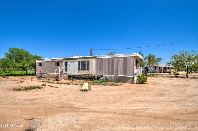 8035 N Diffin Road, Florence, AZ 85132 (MLS #6276822) :: The Daniel Montez Real Estate Group