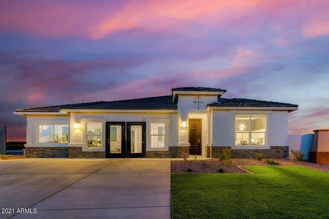 37721 W San Sisto Avenue, Maricopa, AZ 85138 (MLS #6276852) :: Elite Home Advisors