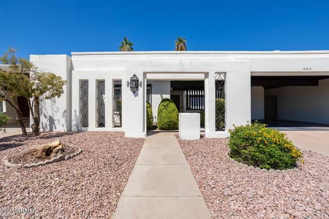 6810 N 72ND Place, Scottsdale, AZ 85250 (MLS #6276874) :: The Ellens Team