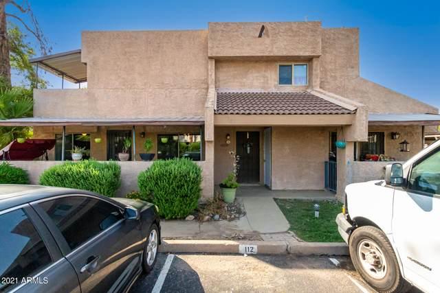 10828 N Biltmore Drive #101, Phoenix, AZ 85029 (MLS #6276878) :: ASAP Realty