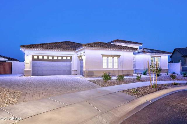 21453 S 229TH Way, Queen Creek, AZ 85142 (MLS #6276902) :: Yost Realty Group at RE/MAX Casa Grande