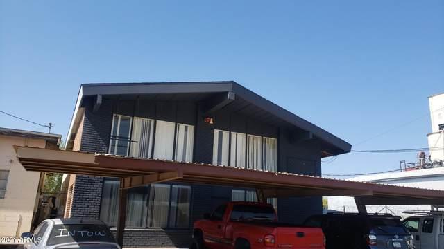 134 W Broadway Road, Mesa, AZ 85210 (MLS #6276912) :: The Ellens Team