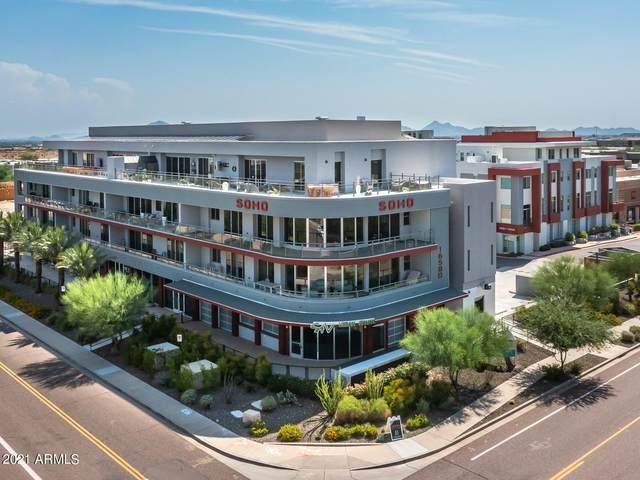 16580 N 92ND Street #2003, Scottsdale, AZ 85260 (MLS #6276940) :: The Ellens Team