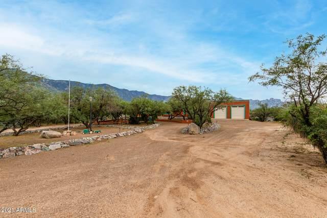 5300 E Wolfer Drive, Tucson, AZ 85739 (MLS #6276985) :: Elite Home Advisors