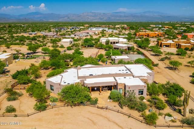 32007 N 140TH Street N, Scottsdale, AZ 85262 (MLS #6277030) :: Elite Home Advisors