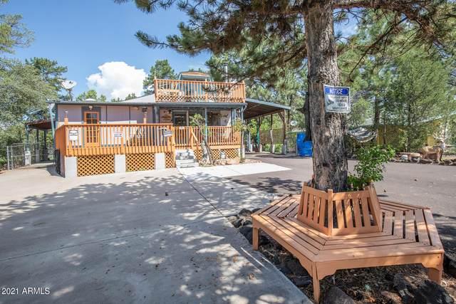 304 E Pinnacle Circle, Payson, AZ 85541 (MLS #6277057) :: Yost Realty Group at RE/MAX Casa Grande