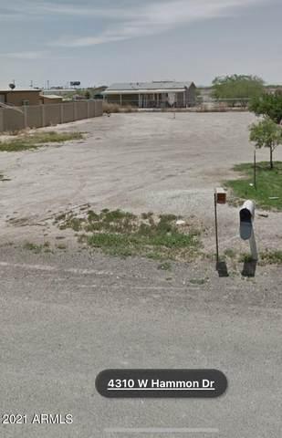 4315 W Hammon Drive, Eloy, AZ 85131 (MLS #6277095) :: Executive Realty Advisors
