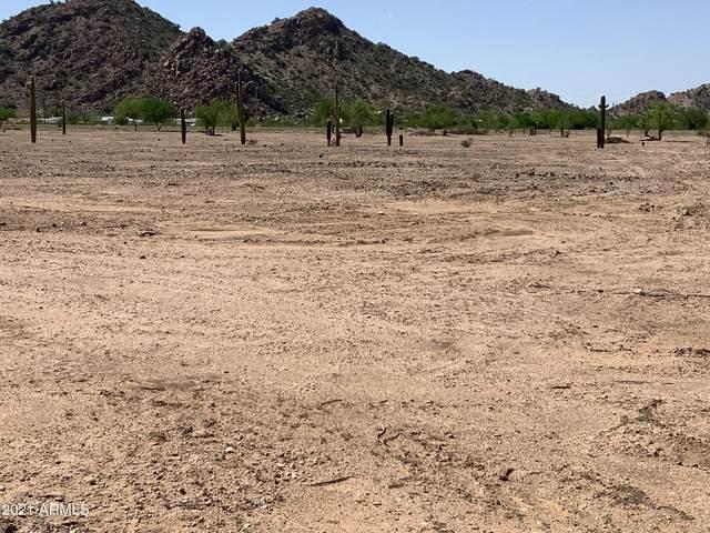 00 W Highway 84 & Green Rd, Maricopa, AZ 85139 (MLS #6277110) :: The Dobbins Team