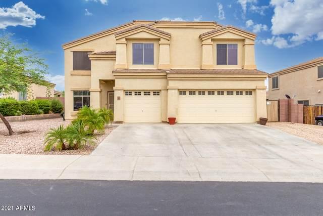 1851 S Hilton Avenue, Buckeye, AZ 85326 (MLS #6277117) :: The Riddle Group