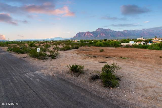 0 E Old West Hwy & Starr Road, Apache Junction, AZ 85119 (MLS #6277131) :: Fred Delgado Real Estate Group