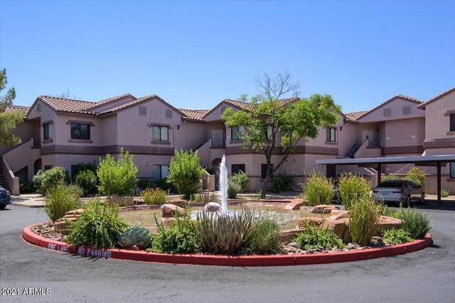 9555 E Raintree Drive #2002, Scottsdale, AZ 85260 (MLS #6277148) :: The Dobbins Team
