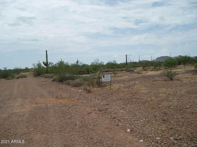 29820 W Ocupado Drive, Unincorporated County, AZ 85361 (MLS #6277150) :: The Ellens Team