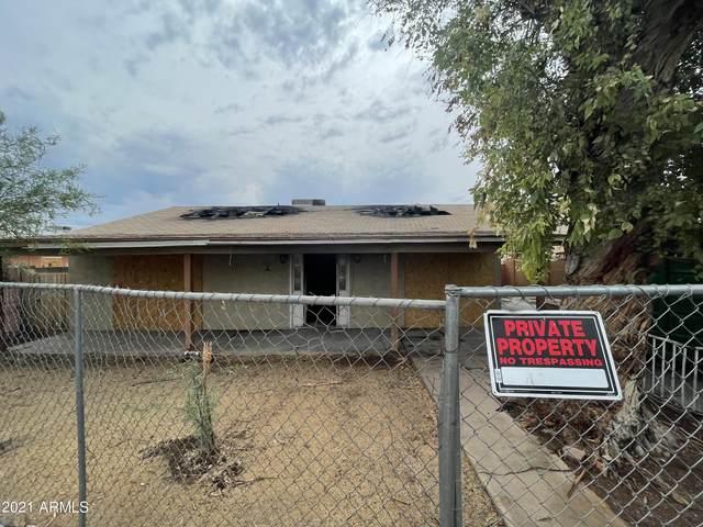 1615 N 38th Avenue, Phoenix, AZ 85009 (MLS #6277216) :: Elite Home Advisors