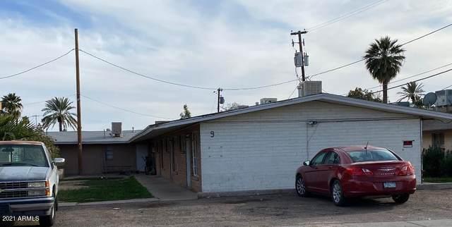 9 W Harrison Street, Chandler, AZ 85225 (MLS #6277218) :: CANAM Realty Group