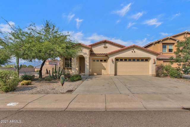 7050 S 73RD Avenue, Laveen, AZ 85339 (MLS #6277298) :: The Riddle Group