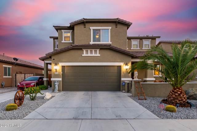 15743 W Taylor Street, Goodyear, AZ 85338 (MLS #6277304) :: Elite Home Advisors