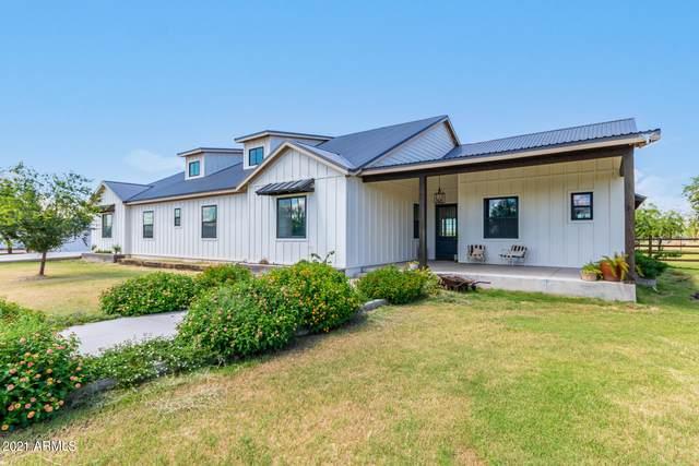 42486 N Schnepf Road, San Tan Valley, AZ 85140 (MLS #6277309) :: The Daniel Montez Real Estate Group
