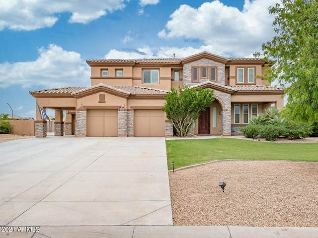 18439 W Beryl Court, Waddell, AZ 85355 (MLS #6277375) :: The Riddle Group