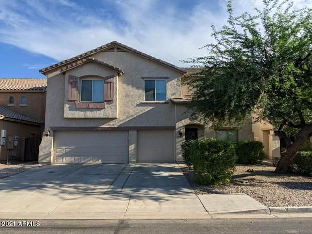 42809 W Kristal Lane, Maricopa, AZ 85138 (MLS #6277439) :: The Riddle Group