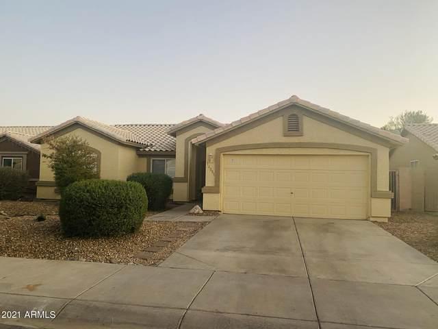 16081 W Maricopa Street, Goodyear, AZ 85338 (MLS #6277454) :: Elite Home Advisors