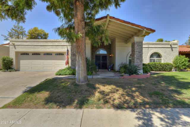 8456 N 72ND Place, Scottsdale, AZ 85258 (MLS #6277494) :: Executive Realty Advisors