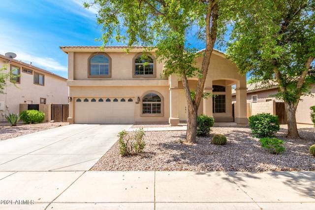 2571 E San Isido Trail, Casa Grande, AZ 85194 (MLS #6277612) :: Dijkstra & Co.