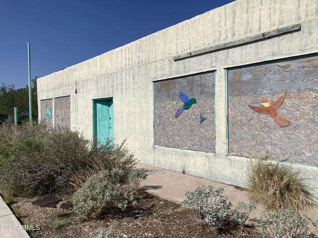725 N 2ND Avenue, Ajo, AZ 85321 (MLS #6277622) :: The Ellens Team