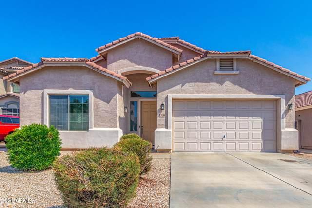43266 W Michaels Drive, Maricopa, AZ 85138 (MLS #6277683) :: Klaus Team Real Estate Solutions