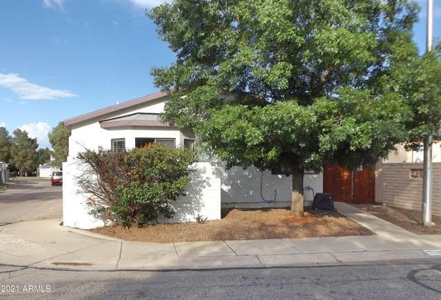 697 Sunset Vista Drive, Sierra Vista, AZ 85635 (MLS #6277752) :: Executive Realty Advisors