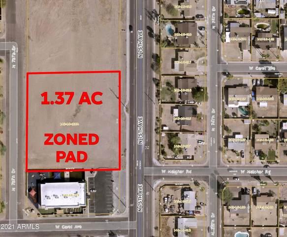9750 N 75TH Avenue, Peoria, AZ 85345 (MLS #6277753) :: Yost Realty Group at RE/MAX Casa Grande