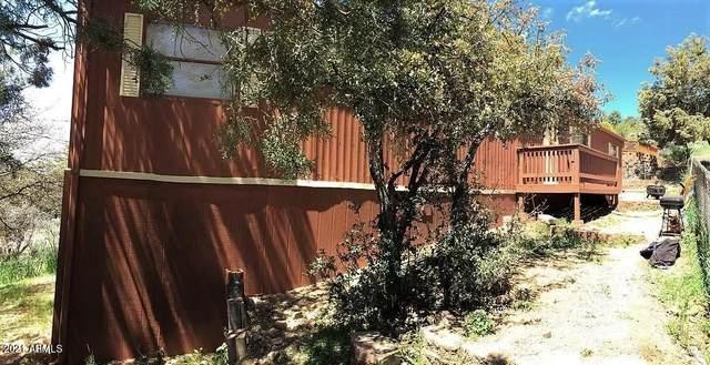 817 W Summit Street, Payson, AZ 85541 (MLS #6277812) :: The Riddle Group