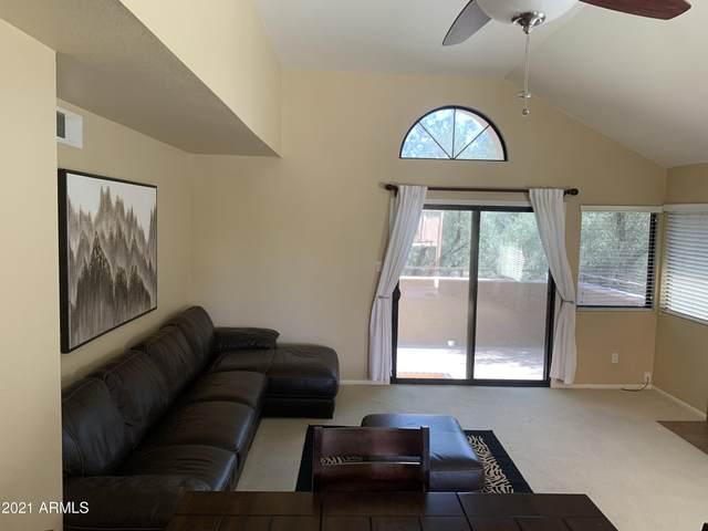 5122 E Shea Boulevard #2164, Scottsdale, AZ 85254 (MLS #6277863) :: Executive Realty Advisors