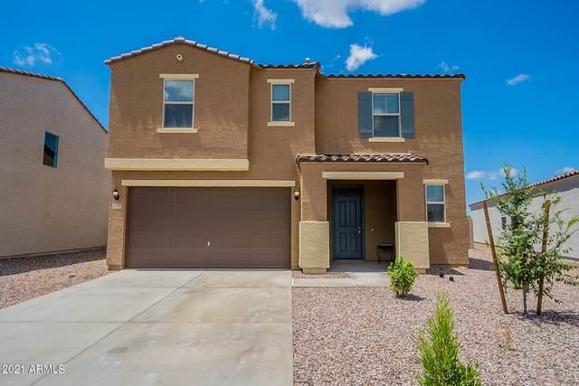 230 N 15TH Street, Coolidge, AZ 85128 (MLS #6277893) :: Elite Home Advisors