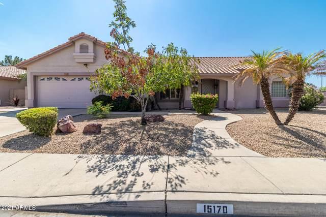 15170 N 78TH Lane, Peoria, AZ 85381 (MLS #6277894) :: Executive Realty Advisors