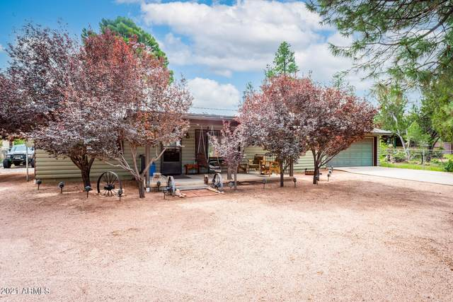3397 Navajo Drive, Overgaard, AZ 85933 (MLS #6278016) :: West Desert Group | HomeSmart